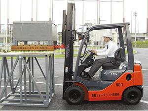 東京 フォークリフト 免許 関東のフォークリフト免許(最大積載荷重1トン以上)の教習所【一覧】